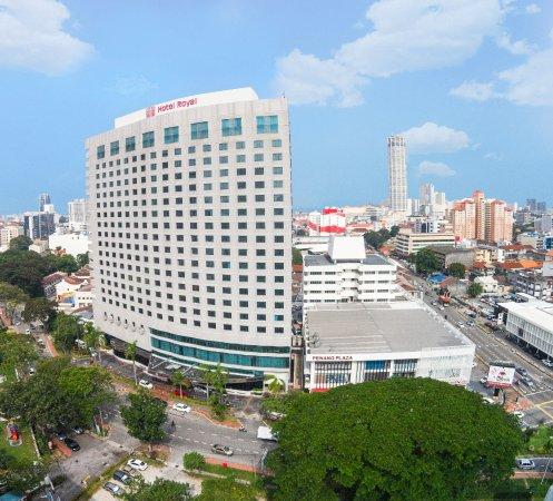 Hotel Royal Penang Hk 336 H K 7 3 4 Updated 2017 Prices Reviews George Town Malaysia