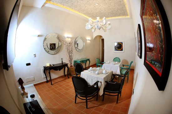 Bed & Breakfast Luxury Scacciaventi