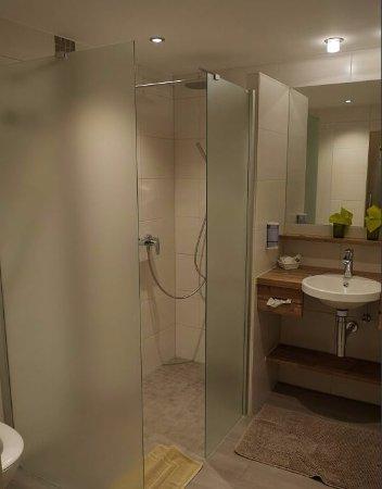 Hotel Helmerhof: Salle de bain