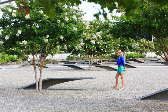 Arlington, VA: National 9-11 Pentagon Memorial