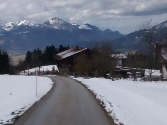 Ebbs, Austria: Alpengasthof Kölnberg