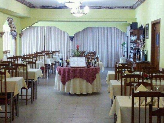 Restaurante Cobas: comedor
