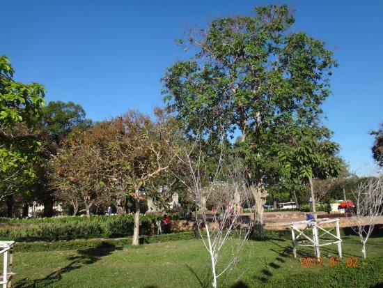 Royal Crusade of Independence Garden