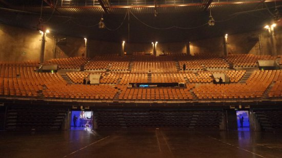 Z nith vide picture of zenith de lille lille for Le vide interieur