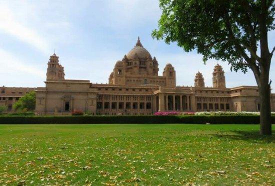 """Umaid Bhawan Palace Jodhpur: IMG_20170301_184517_large.jpg"""""""