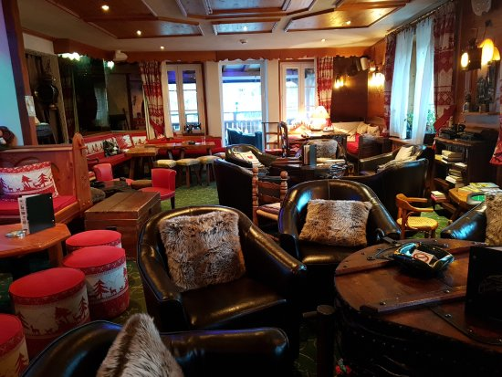 Hotel Christiania: salon bar