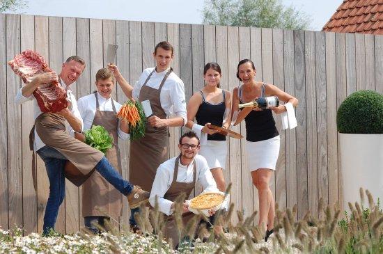 West Flanders Province, Belgien: Notre équipe