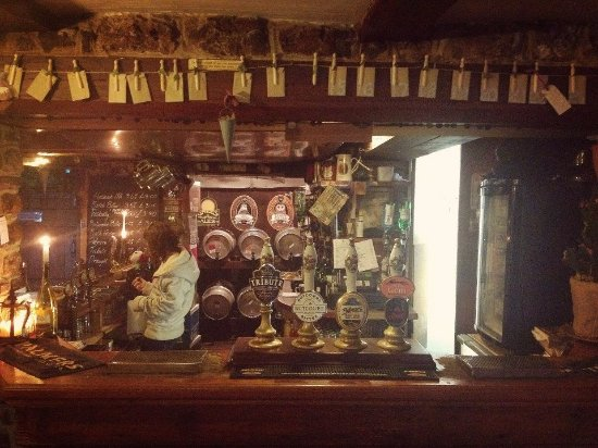 Churchill, UK: Wide range of keg beers