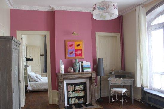 La poterne b b pernay france voir les tarifs 26 for 94 pour cent chambre