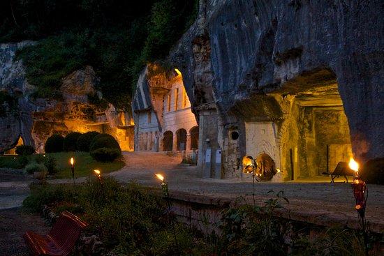 Grottes de Abbaye de Brantome