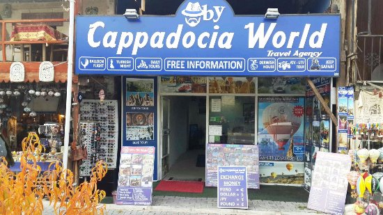 By Cappadocia World Travel Agency