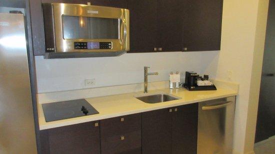 Provident Doral at The Blue Miami: Cozinha no apartamento