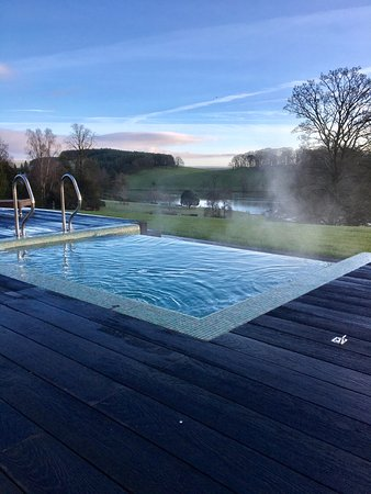 Coniston Cold, UK: Outdoor Vitality Pool, The Coniston Spa