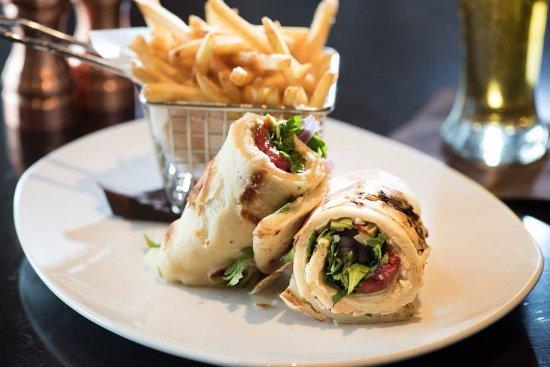 Leominster, MA: Mediterranean Veggie Sandwich