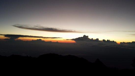 Volcan Baru National Park: Atardecer