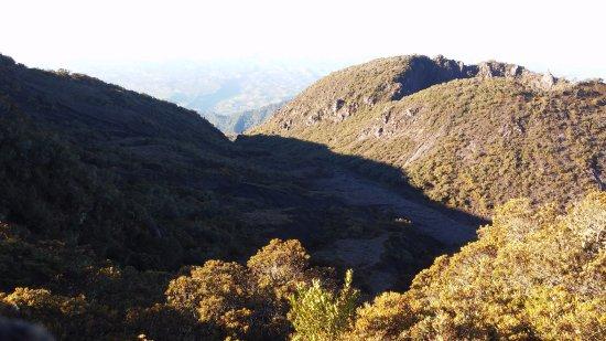 Volcan Baru National Park: Cráter del volcán