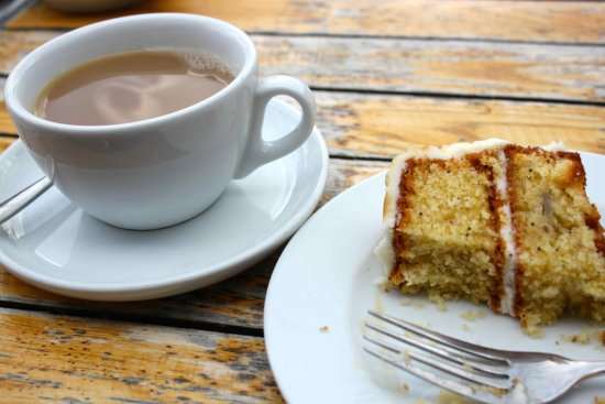 Northleach, UK: Cotswolds Discovery Centre & Cafe