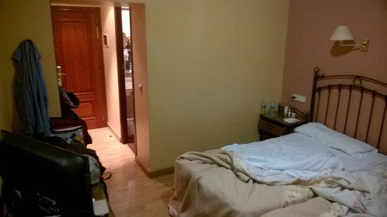 Hotel Montecarlo: Interno della stanza