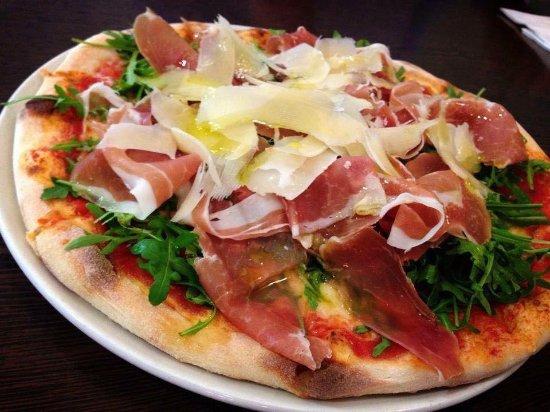 Marrocco's Italian: One of our popular Pizzas , ' La Classica '