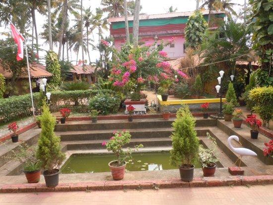 Kerala Bamboo House Image