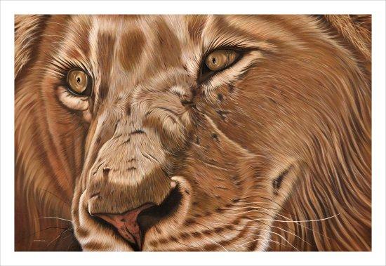 Hermanus, Sør-Afrika: Original Painted by Ed Bredenkamp. SOLD!
