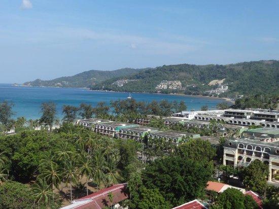 Andaman Beach Suites Hotel: au 15 étage !