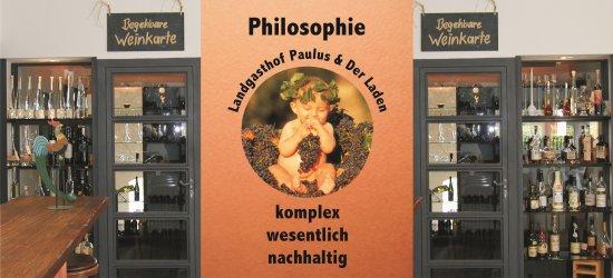 Ảnh về Landgasthof Paulus & Der Laden - Ảnh về Nonnweiler - Tripadvisor