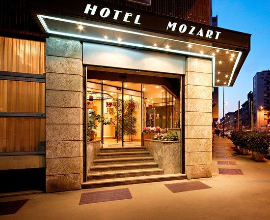 ミラノ モーツァルト ホテル