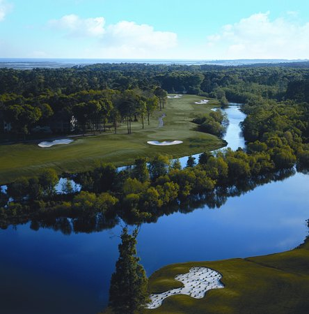 Sunset Beach, Carolina del Nord: Dan Maples Course at Sea Trail Resort