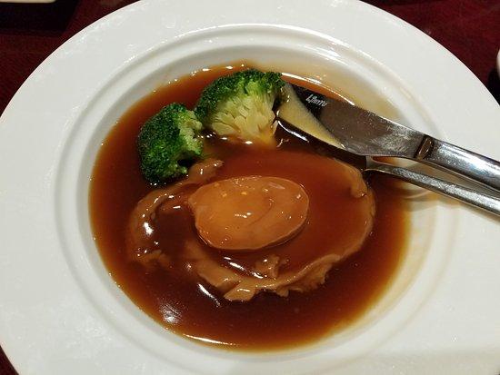 ShangHai FeiCui Restaurant (Xintiandi): 鮑・・・あわび・・・アワビ・・・