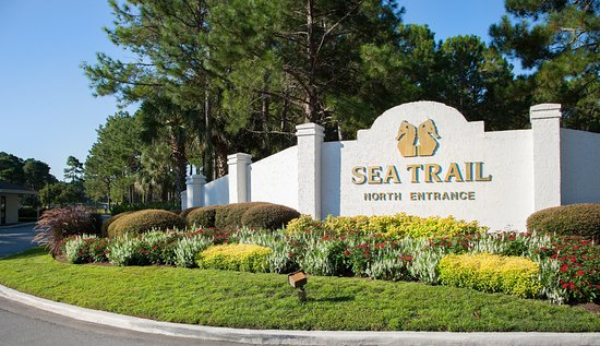 Sea Trail Plantation Jones Course Welcome To