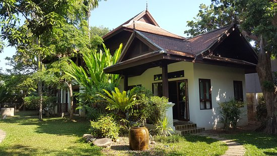 Baan Orapin Bed and Breakfast: hinteres Gästehaus