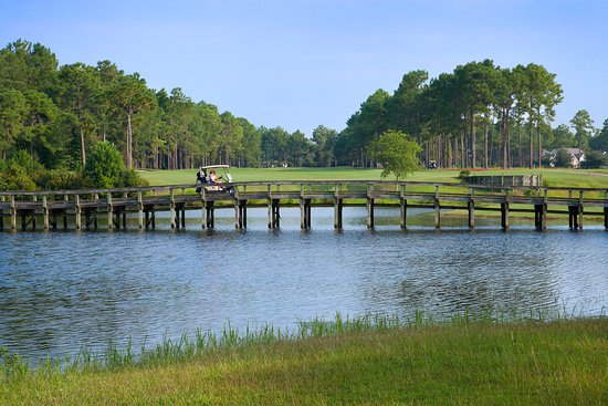 Sunset Beach, Carolina del Nord: Sea Trail Byrd Course