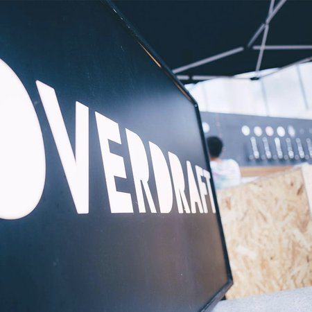 Overdraft Craft Ale Bar