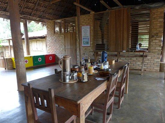 Rupununi, Guyana: Breakfast time