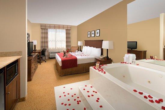 ฮัมเบิล, เท็กซัส: Spa Bath Guestroom