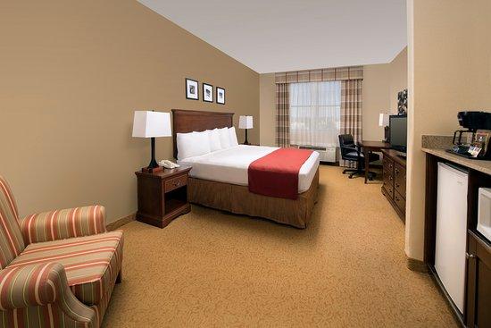 ฮัมเบิล, เท็กซัส: King Guestroom
