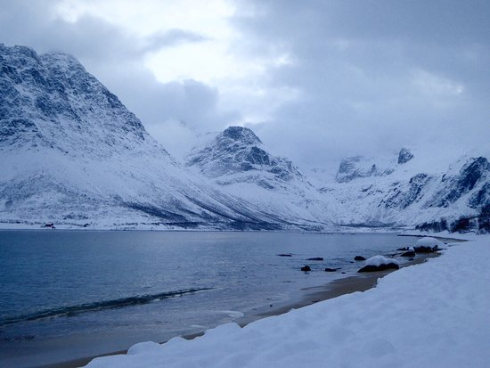 Grotfjord: Fjord