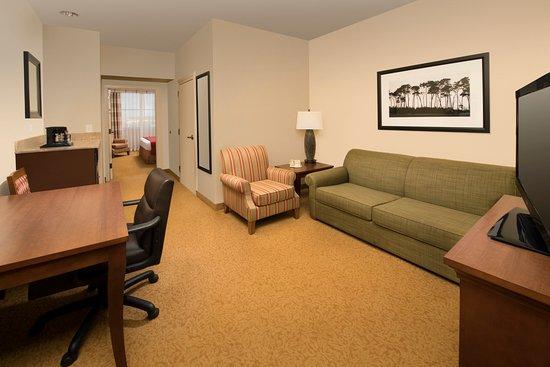 ฮัมเบิล, เท็กซัส: Suite Living Area