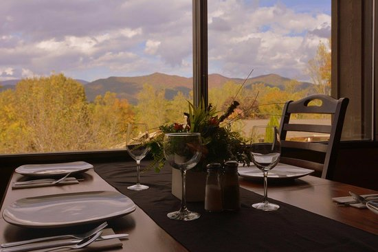 Fontana Dam, Kuzey Carolina: Mountview Bistro