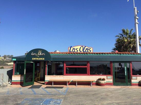 Las Olas Mexican Restaurant: Las olas