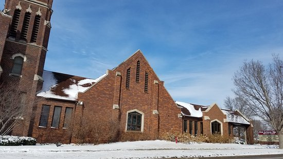 Papillion, NE: the church