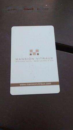 Фотография Mansion Vitraux Boutique Hotel