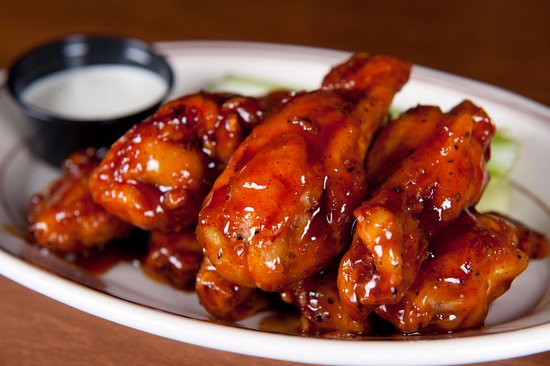 Maplewood, MN: Bourbon Wings