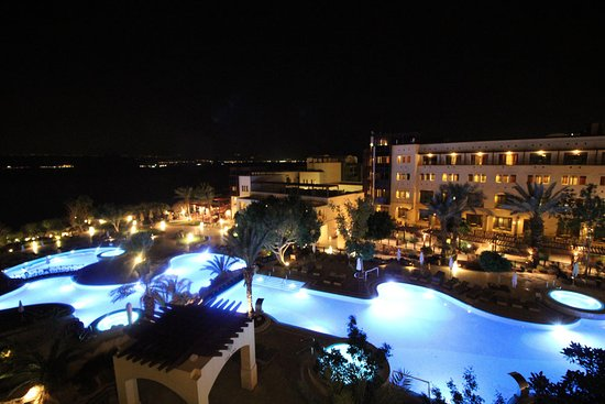 Jordan Valley Marriott Resort & Spa Resmi