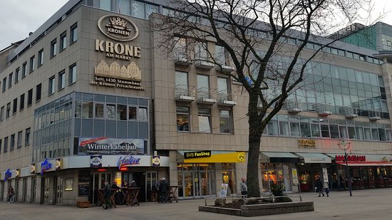 krone am markt dortmund restaurant bewertungen telefonnummer fotos tripadvisor. Black Bedroom Furniture Sets. Home Design Ideas