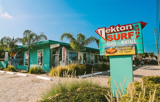 Indian Rocks Beach, FL: Nekton Surf Shop