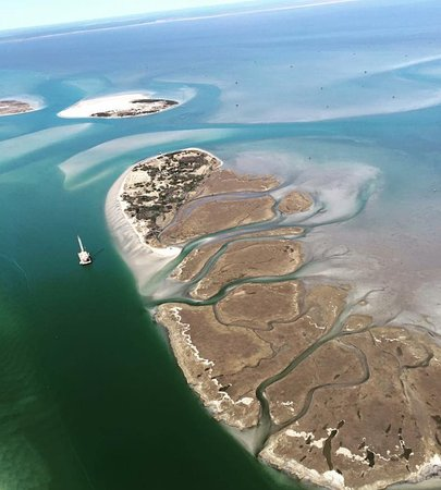 Manteo, NC: Come check out Oregon Inlet from the sky- the ever changing sandbars make spectacular photos!