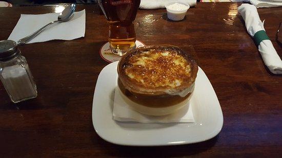 Hopatcong, NJ: French Onion soup