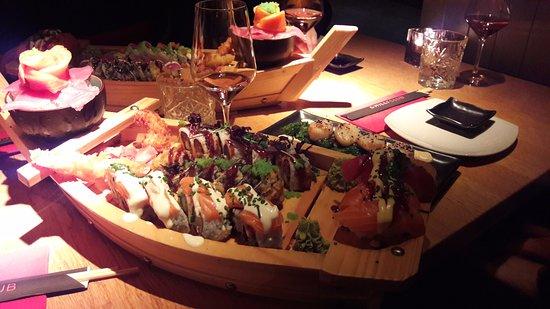 Sushi Picture Of Chilli Club Bremen Tripadvisor